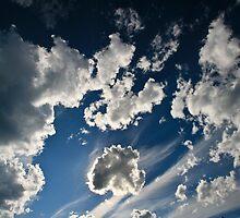 Banff Sky (portrait) by Elizabeth Faulkner LRPS