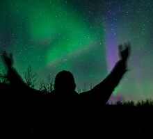 """I Give You """"The Auroras"""" by peaceofthenorth"""