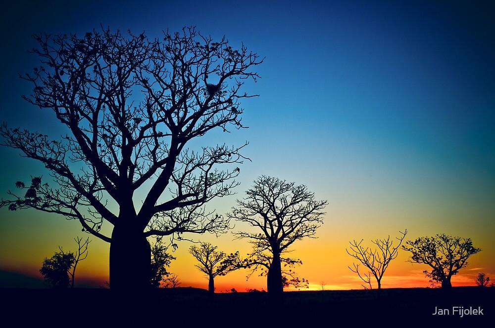 Sunset Sky by Jan Fijolek