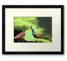 Heavenly Creatures Framed Print