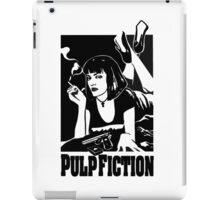 MOVIES - Pulp Fiction Film Poster iPad Case/Skin