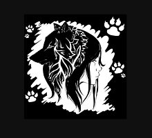 The Wolf and the Girl Unisex T-Shirt