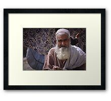 Will life ever get back to normal? Framed Print