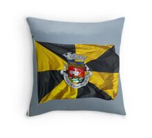 Viana do Castelo Throw Pillow