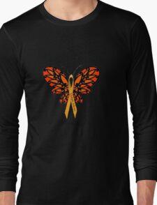 MS Multiple Sclerosis Warrior Tee Long Sleeve T-Shirt