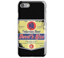 DEVIL'S KISS TALAXIAN BEER  iPhone Case/Skin