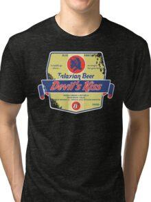 DEVIL'S KISS TALAXIAN BEER  Tri-blend T-Shirt