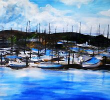 Plymouth #1 by Amy Bettison