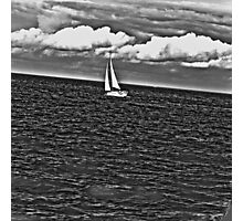 Go Sydney by sailing... Photographic Print
