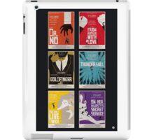 Bond #1 iPad Case/Skin