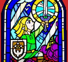 ZELDA MOSAIC COLLECTION (2) by PIXLTEES