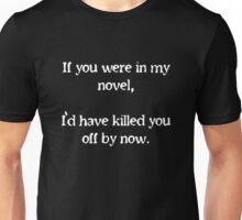 Killer Novelist Unisex T-Shirt