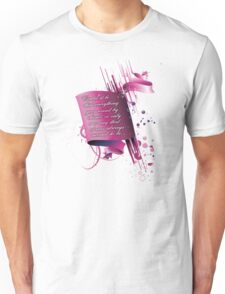 KILL Lyrics - JIMMY EAT WORLD Unisex T-Shirt
