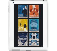 Bond #2 iPad Case/Skin