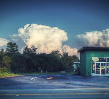 Behind Callahan's by Aaron Campbell