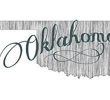 Oklahoma State Typography by surgedesigns