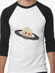 Cute Saturn Men's Baseball ¾ T-Shirt