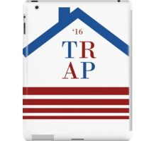 Trap 2016 election iPad Case/Skin