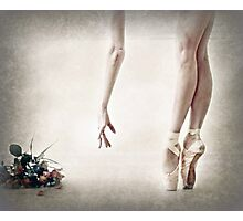 En Pointe Photographic Print