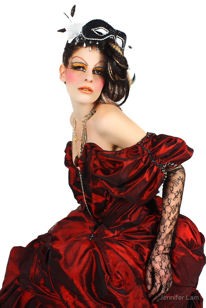 Victorian Era 6 by Jennifer Lam