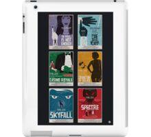 Bond #4 iPad Case/Skin
