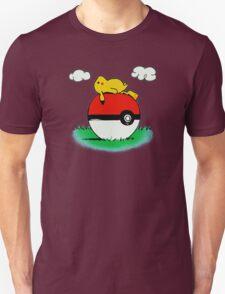 Pikachu Charlie Brow T-Shirt