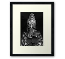 Religious Faith-9/2011 Framed Print