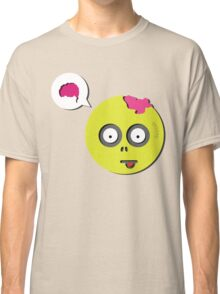 Zombie Thought Classic T-Shirt