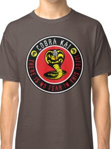 There is no fear in this dojo! Classic T-Shirt