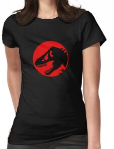 The Real Thunder Saurs Womens Fitted T-Shirt