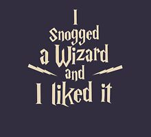 I Snogged a Wizard and I Liked It T-Shirt