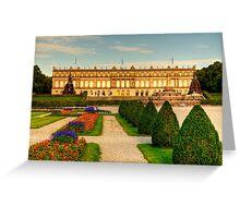 Herrenchiemsee Castle Ludwig II Germany Greeting Card