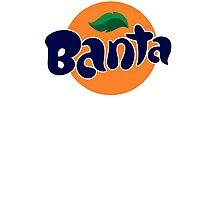 Banta Parody Joke Mens T-Shirt Banter Bantz Funny Fanta Wavey garms Lad unilad Photographic Print