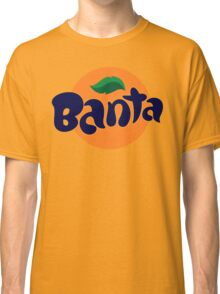 Banta Parody Joke Mens T-Shirt Banter Bantz Funny Fanta Wavey garms Lad unilad Classic T-Shirt