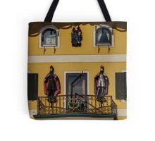 Take a look to the façade!! Tote Bag