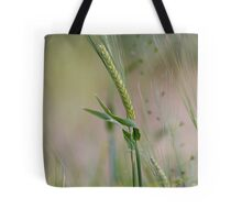 Barley Stalk Tote Bag