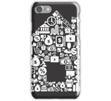 Business the house iPhone Case/Skin