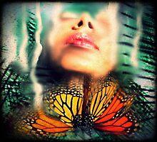 Self  Portrait 3 - Lover's Dream  by Shayani Ann  Turko