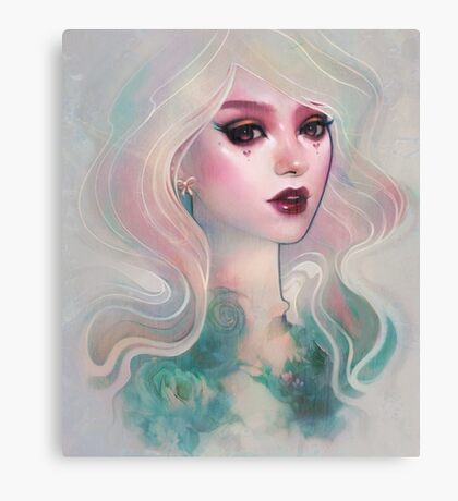 Spectra Canvas Print