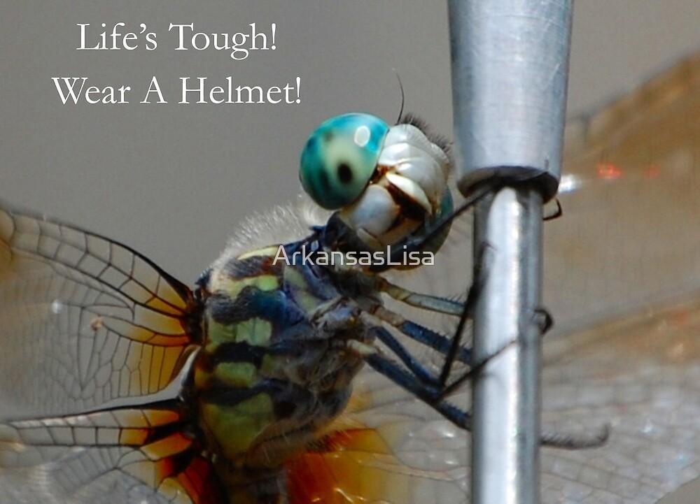 Life's Tough! by ArkansasLisa