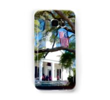 Fellowship Under The Stars And Stripes - Murrells Inlet, South Carolina USA 2015 Samsung Galaxy Case/Skin
