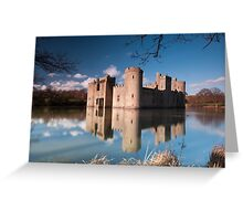 Dreamy Castle Greeting Card