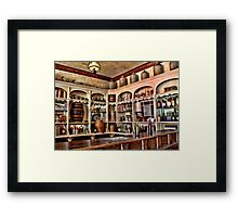 Pour me a Large One! Framed Print