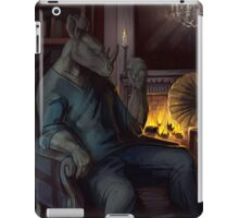 Lost in the melodies iPad Case/Skin