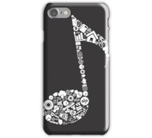 Business the note iPhone Case/Skin