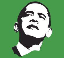 Womens Barack Obama 2012 Kids Clothes