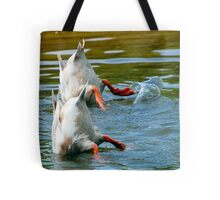 The Duckie Olympics Presents..... Tote Bag