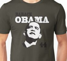 Barack Obama 44th President Unisex T-Shirt