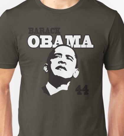 Barack Obama 44th President Unisex T-Shirt