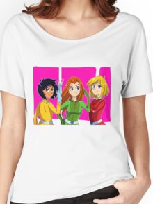 Totally Spies Women's Relaxed Fit T-Shirt